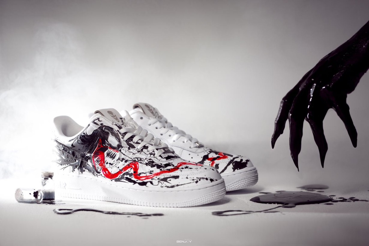 Plus Posca De Sneakersamp; ArtwhosCusto Beaucoup 6yYbgfv7