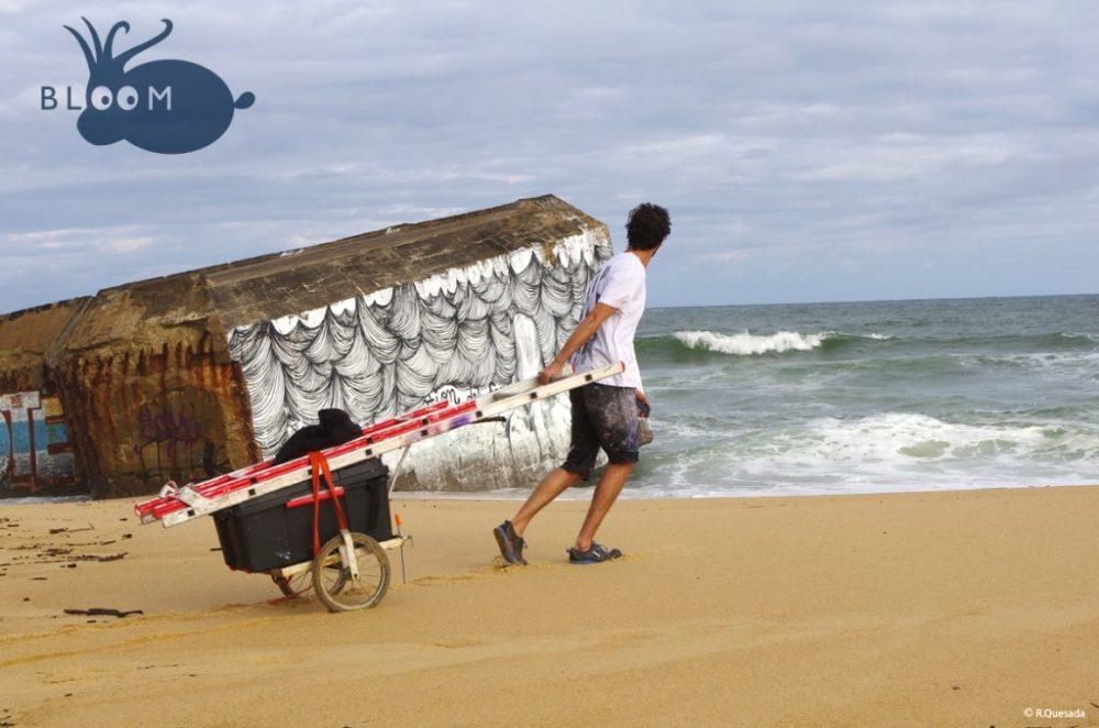 delwood bunker posca plage