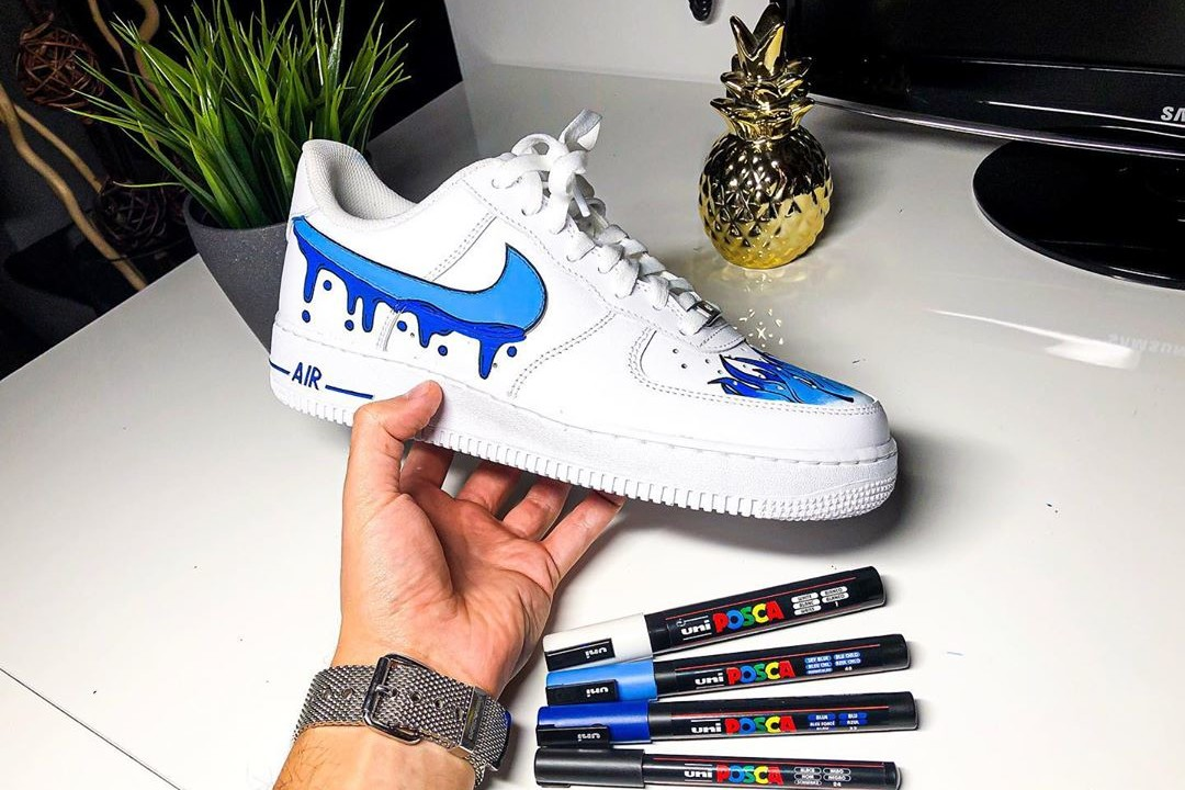air force 1 homme customise