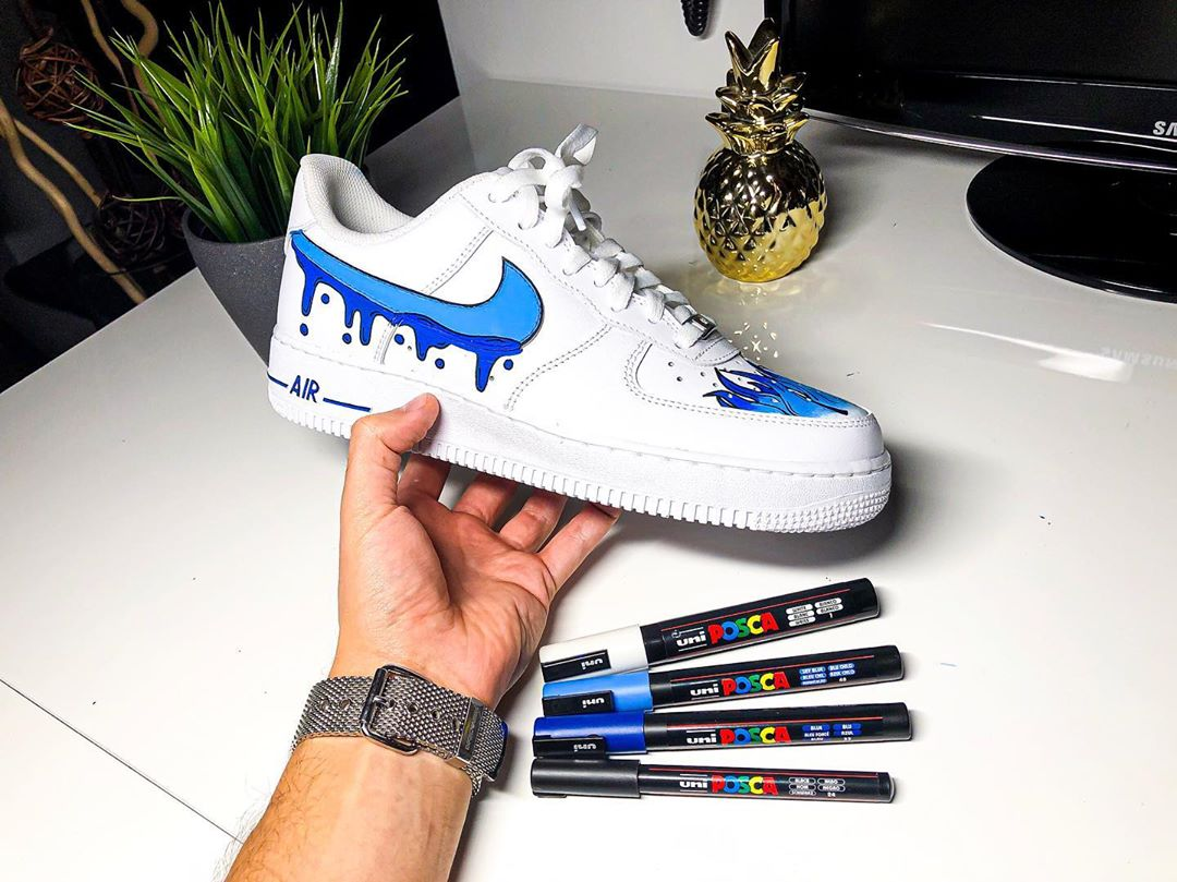air force 1 a customiser
