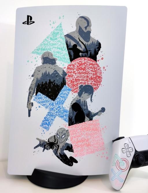 PS5 oskuncusto DE LA PS5